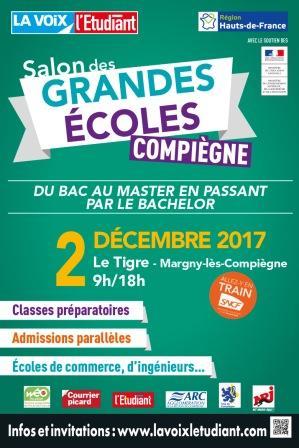 0f90fddd5c0 Venez rencontrer nos étudiant(e)s au salon des Grandes Écoles qui aura lieu  le 2 Décembre 2017 à Margny-Les-Compiègne au Tigre de 9h à 18h.
