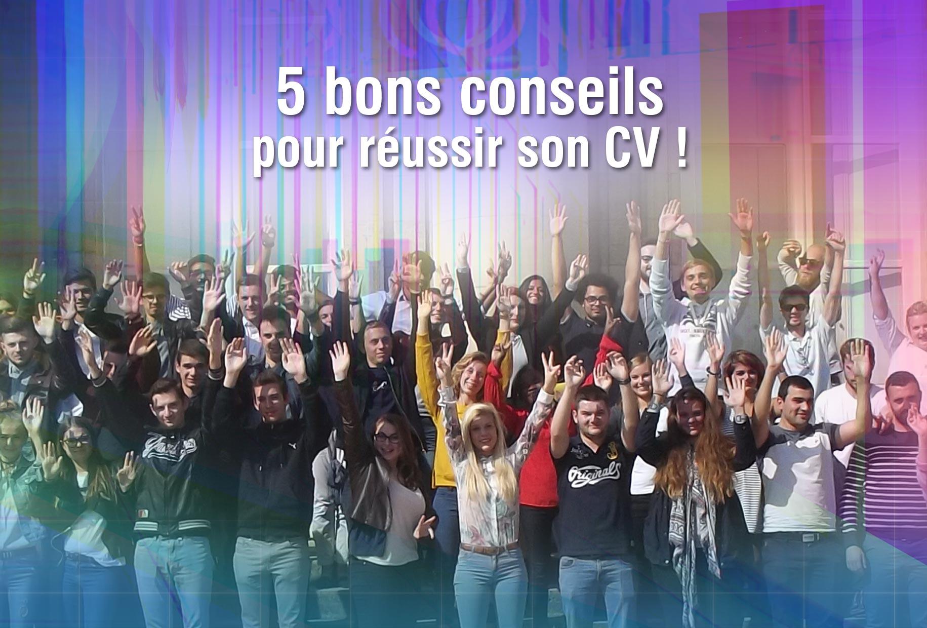 ESCC-Conseils-CV