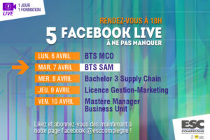 Facebook Live spécial BTS SAM